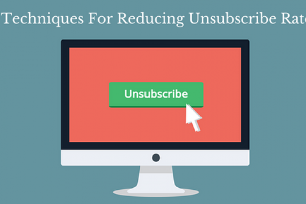 How to Reduce Unsubscribe