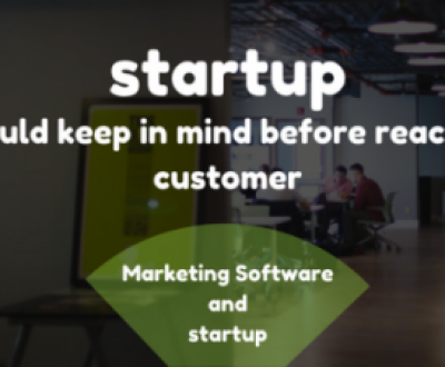 Marketing Software and Startup companies