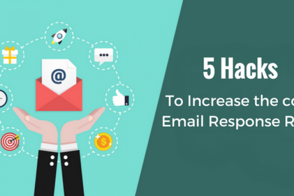 5 Hacks to Increase the cold email response rate